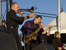 band chicago Arkivbilder