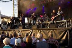 band chicago Arkivbild