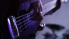 Band, die an der Hochzeit spielt stock video footage