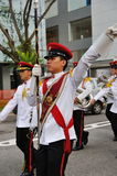 Band Drum Major Royalty Free Stock Photos