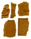 band för paper rester Royaltyfria Foton