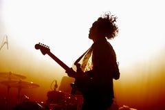 1975 (Band) führt an FLUNKEREI Festival durch Lizenzfreies Stockfoto