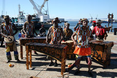 Band in Kaapstad stock fotografie