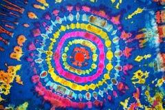 Band-kleurstof Patroon Stock Afbeeldingen