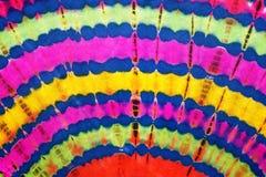Band-kleurstof Patroon Royalty-vrije Stock Fotografie