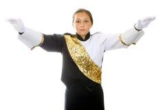 Band leader Royalty Free Stock Image