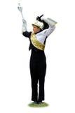 band leader Royalty Free Stock Photos