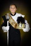 band leader Stock Photo