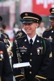 band military Стоковая Фотография