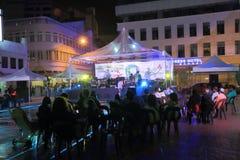 Band concert urban life Kuala Lumpur Royalty Free Stock Photos