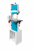 Band saw machine Royalty Free Stock Images