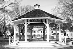Band stand Royalty Free Stock Photography