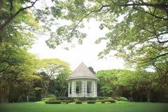 Free Band Stand Landmark At Singapore Botanic Garden Royalty Free Stock Image - 124536206
