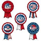 Band USA Lizenzfreie Stockfotos