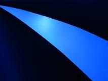 Banda blu Immagine Stock Libera da Diritti
