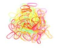 Banda colorida del pelo Fotos de archivo libres de regalías