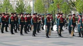 Banda de metales militar