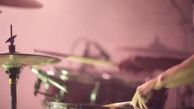 Banda de rock del concierto que se realiza en etapa redoblante almacen de video