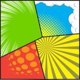 Banda desenhada Imagem de Stock Royalty Free