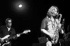 Banda di jazz degli amici di Bugge n 68 Fotografia Stock Libera da Diritti