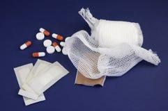 bandaże Zdjęcie Royalty Free