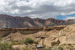Banda-e-amir del lago in Afghanistan Immagine Stock Libera da Diritti