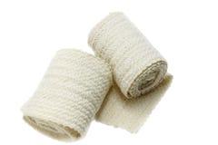 bandaża elastic Obraz Royalty Free