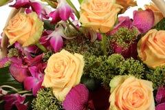 banda kwiaty zdjęcie stock