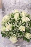 banda kwiaty na ślub Obrazy Royalty Free