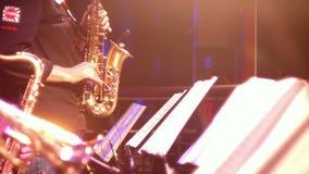 Banda musicale di musica della tromba archivi video
