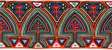Banda ornamental stock de ilustración