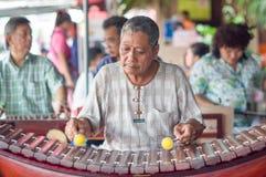 Banda tailandesa de la música Imagen de archivo