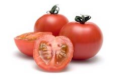 banda wiśnie pomidorów Zdjęcie Royalty Free