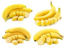 banda występować samodzielnie banan Obrazy Stock