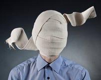 Bandage élastique images libres de droits