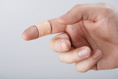 Bandage Royalty Free Stock Photo