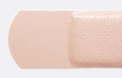 Bandage. A close up of a bandage Royalty Free Stock Images