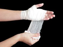 Bandage Royalty Free Stock Photos