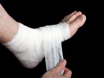 Bandage Photographie stock libre de droits