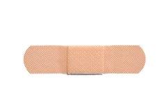 Bandage. Adhesive bandages on a neutral background Royalty Free Stock Images