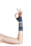 bandage Foto de Stock