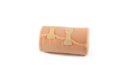 Bandage for joint pain relief Royalty Free Stock Photos