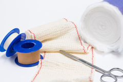 Bandage medical Royalty Free Stock Image