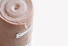 Bandage roll Royalty Free Stock Images