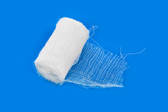 Bandage roll Stock Image