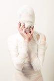 Bandaged mummy Stock Photo