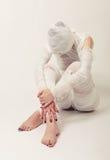 Bandaged mummy Royalty Free Stock Photos