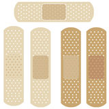 Bandages Stock Images