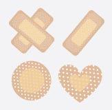 Bandages Royalty Free Stock Images