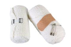 bandages photographie stock libre de droits